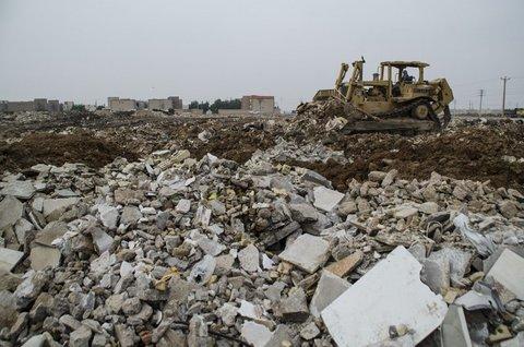 افزایش ۳۵ درصدی پسماند ساختمانی نشانه رشد ساخت و ساز است