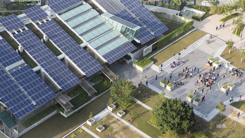 آینده سبز شهرها