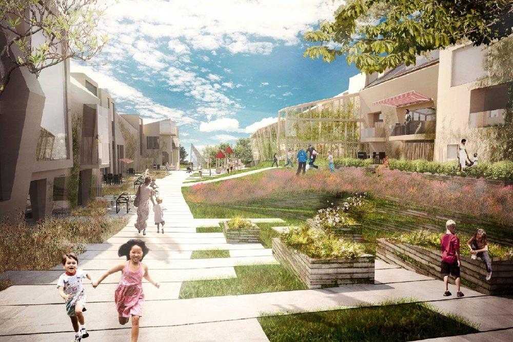 """توسعه شهر شناور نروژی بر اساس استاندارد """"کربن صفر"""""""