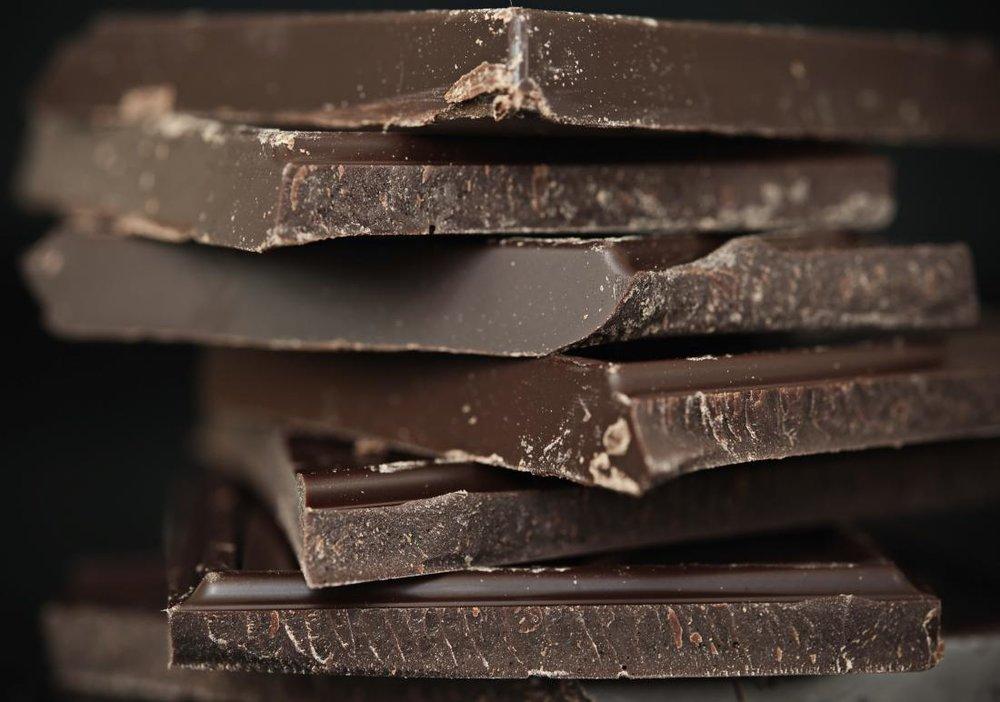 ۵ خاصیت مصرف شکلات تلخ