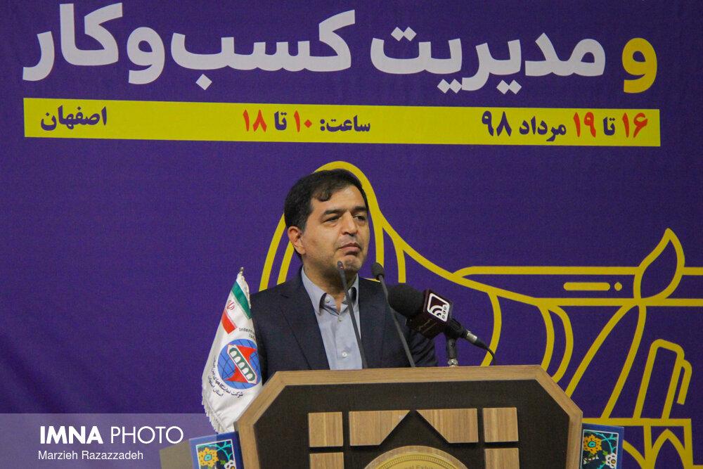 """""""علی یارمحمدیان"""" رئیس انجمن صنعت نمایشگاهی کشور شد"""