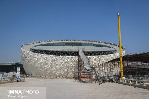 پروژههای عمرانی شهر تعالی اصفهان را رقم میزند