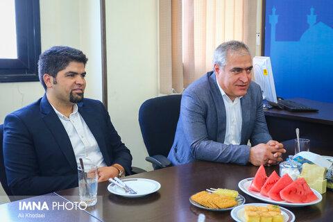 عضو اتاق اصفهان، رئیس هیئتمدیره فراکسیون کشاورزی اتاق ایران شد