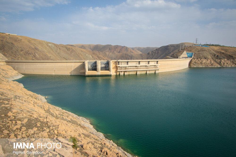 ذخیره سدهای اصفهان به ۳۸۸ میلیون متر مکعب رسید