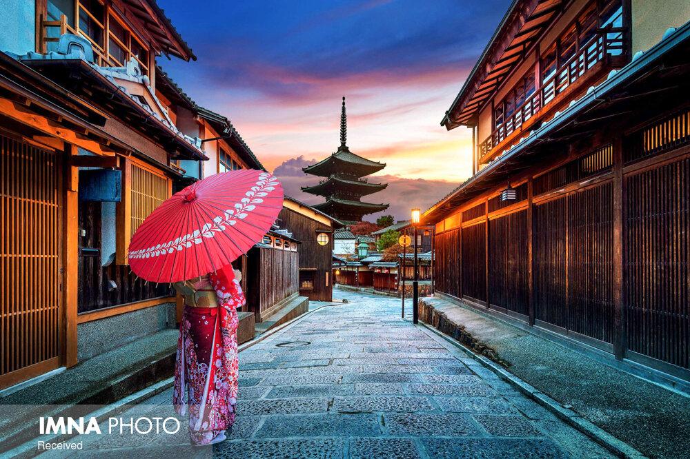 ژاپن،سرزمین آفتاب تابان
