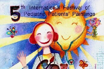 Pediatric patients' painting festival to turn top works into toys