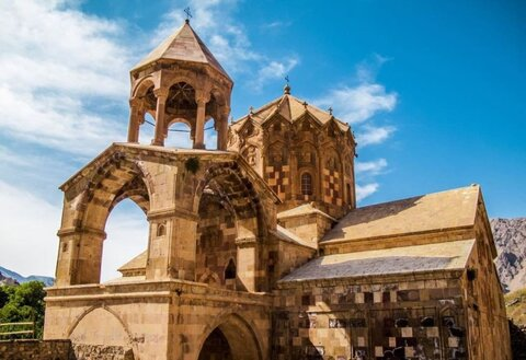 Saint Stepanos; Second Major Monastery in Iran