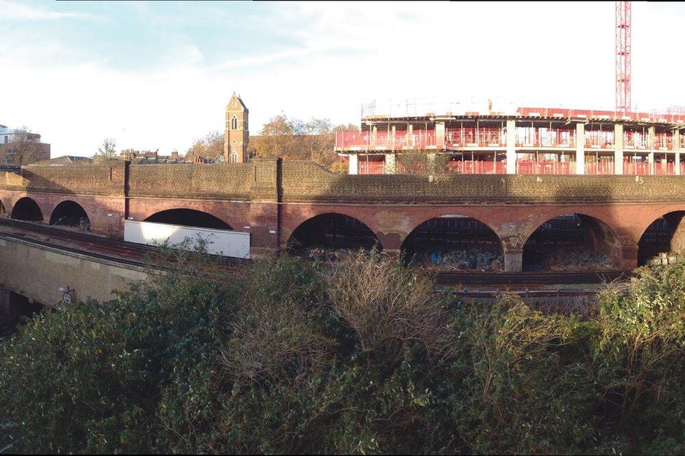 طرح جالب لندن برای بازسازی راه آهن متروکه