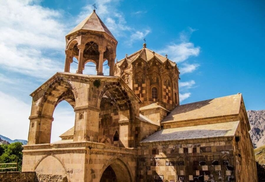 Saint Stepanos; Second Major Monastery in Iran