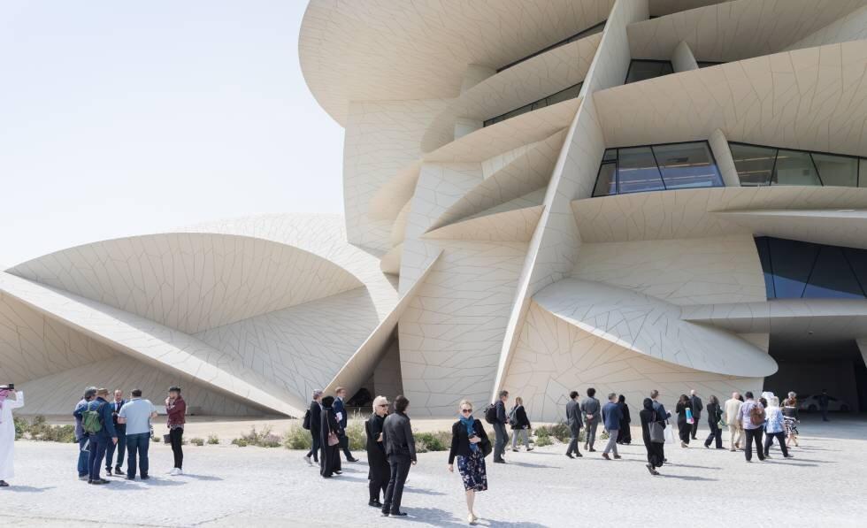 تلفیق هنر و معماری در موزههای شگفتانگیز جهان