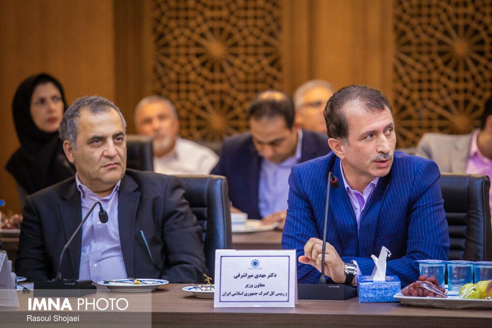 راهاندازی پیامرسان گمرک تا پایان مردادماه امسال/ اصفهان هنوز نماینده بانک مرکزی ندارد