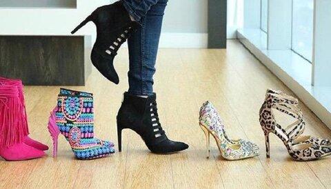 آنچه خانم ها باید از کفش هایشان بدانند