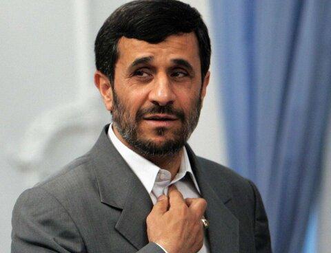 احمدی نژاد: فیلتر در زمان من؟ یادم نمی آید