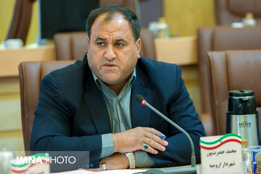 پیام دعوت شهردار ارومیه از مردم برای شرکت در راهپیمایی ۲۲ بهمن
