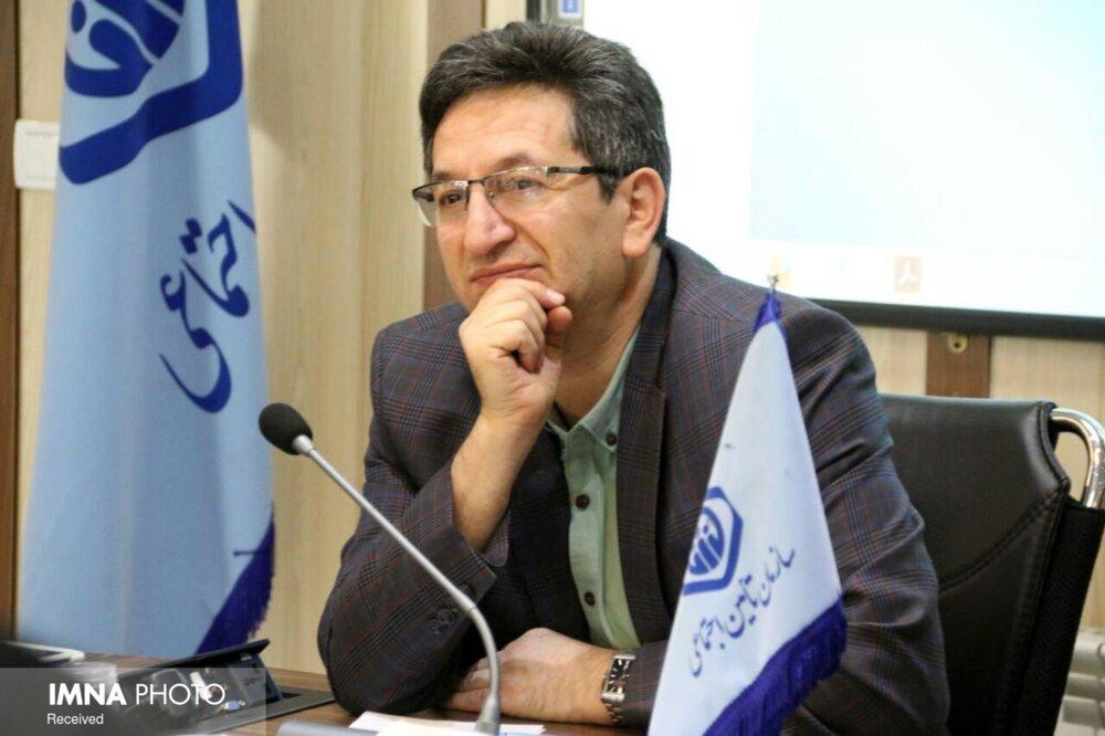 گلایه مدیردرمان تأمین اجتماعی اصفهان از دانشگاه علوم پزشکی