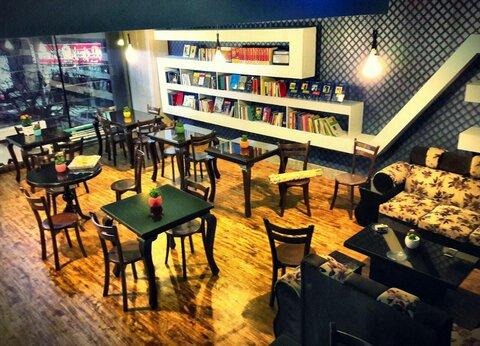 راهاندازی کافه کتاب کودک و نوجوان در منطقه یک
