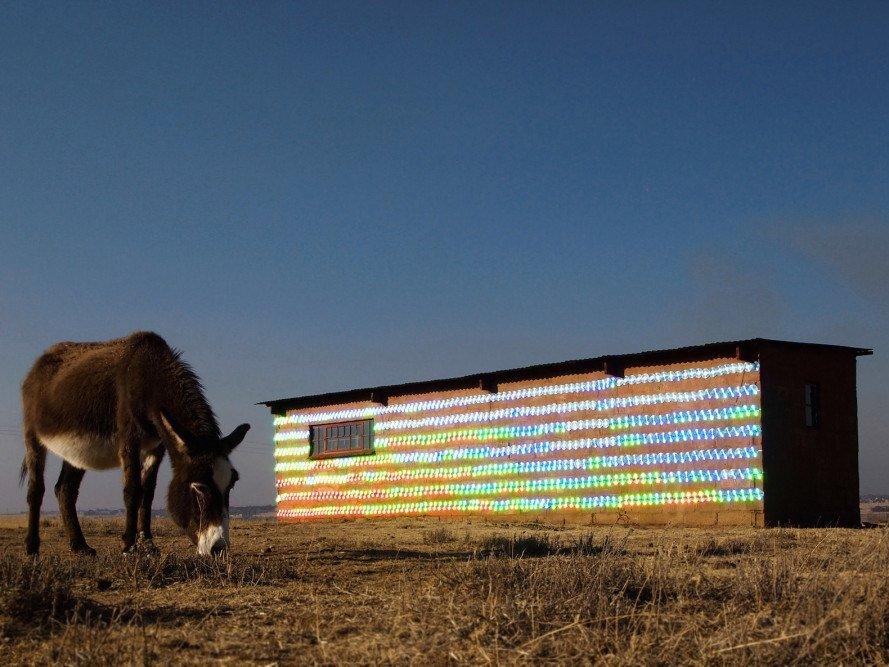 سی دیهای بازیافتی خانه روستایی را احیا کرد