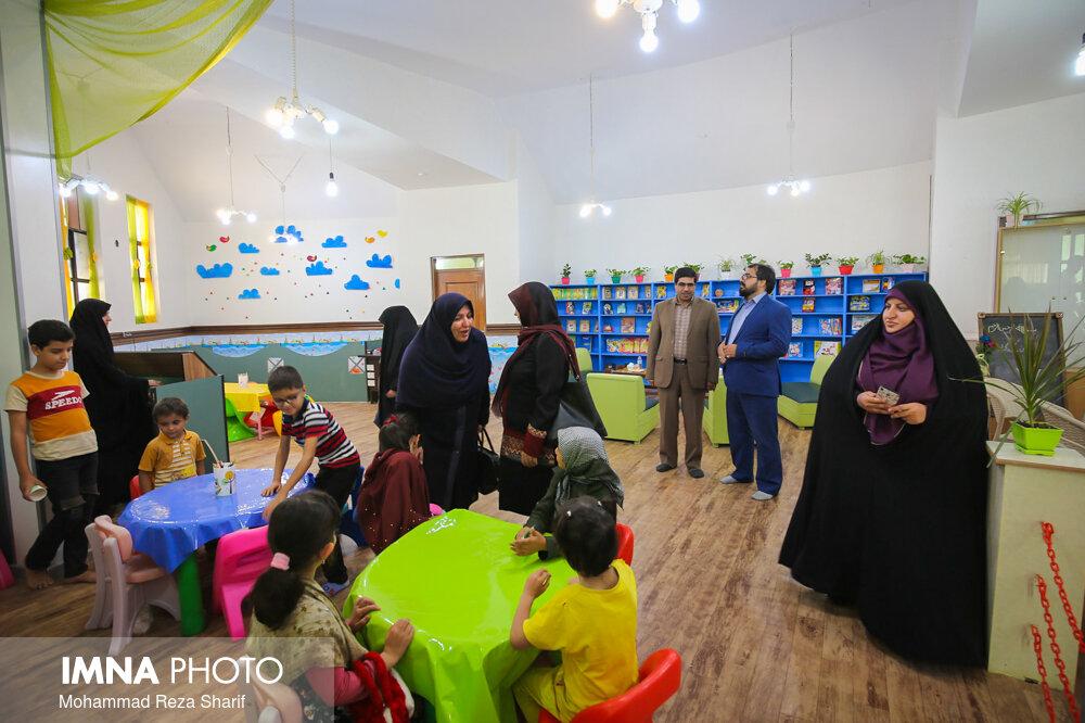 افتتاح کافه کتاب کودک و نوجوان