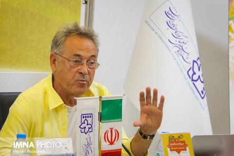 پنل تولید مشترک بخش بین الملل جشنواره کودک