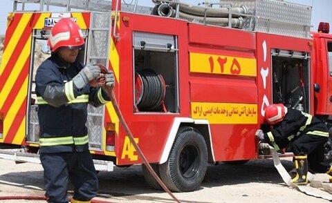 تجهیز کارگاه شارژ کپسول آتشنشانی به دستگاه تست هیدرواستاتیک