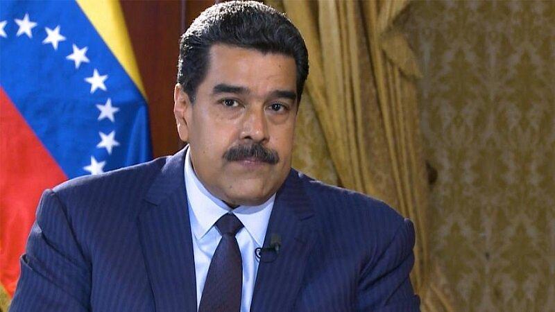 مادورو: از ایران مشورت دفاعی-نظامی میگیریم