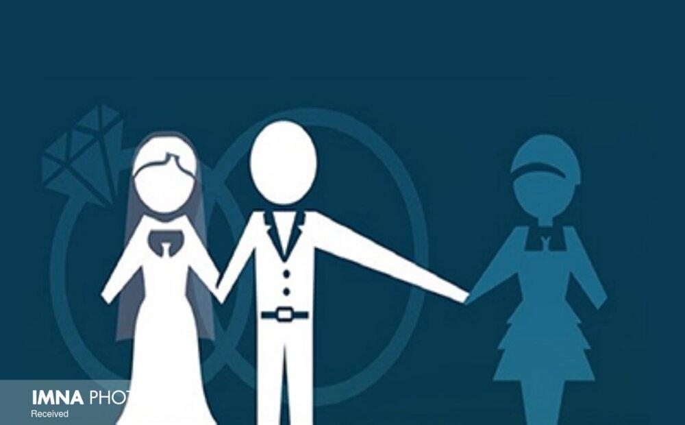 یکهزار ازدواج چندهمسری در سال ۹۷/ ۳ میلیون زن بیوه و بیسرپرست در کشور وجود دارد
