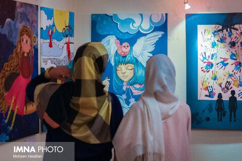 """نمایشگاه """"رویای کودکان"""""""