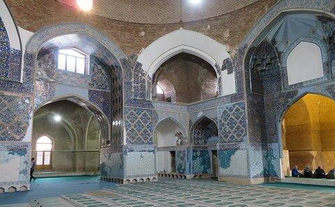 زلزله به آثار تاریخی تبریز آسیب نزد