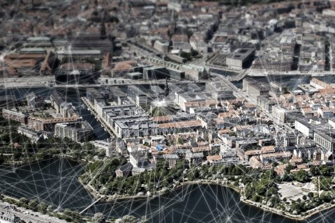 حیات شهری در بستر فرهنگ
