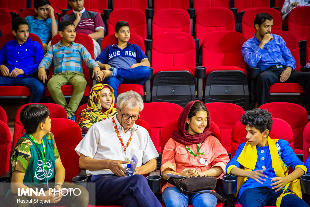 کارگاه های جشنواره فیلم کودک رایگان در اختیار علاقه مندان