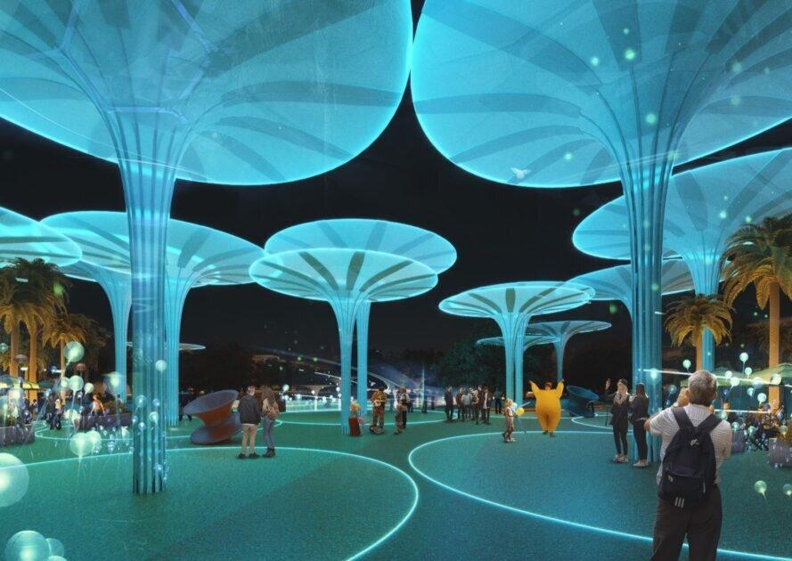 پارک مرکزی هوشیمین؛ نماد زندگی پایدار