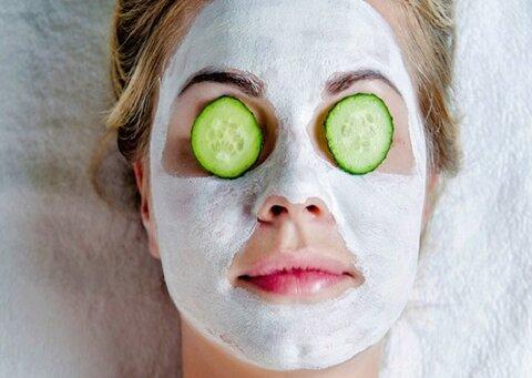 سلامت پوست با ماسکهای صورت خانگی
