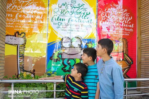دعوت افشین هاشمی از همه کودکان ایران برای داوری جشنواره کودک