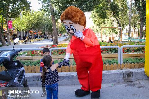 شهر دوستدار کودک میزبان رویدای های فرهنگی