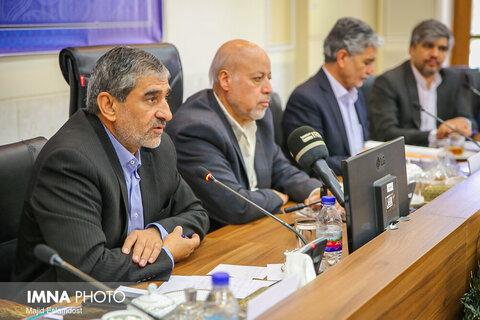حیدرعلی قاسمی معاون سیاسی امنیتی استانداری اصفهان