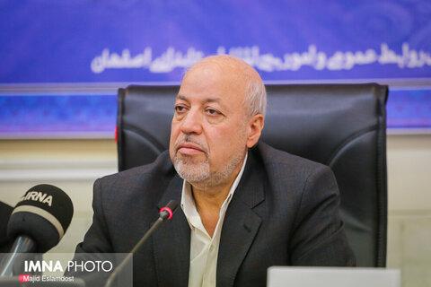 عباس رضایی استاندار اصفهان