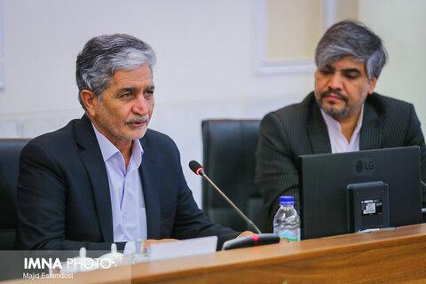 حجت الله غلامی، معاون عمرانی استاندار اصفهان