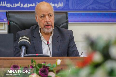 رضایی: مشکلات آبی اصفهان ادامه دارد
