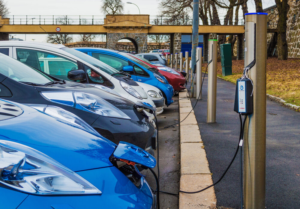 کشورهای پیشرو در تولید خودروهای برقی