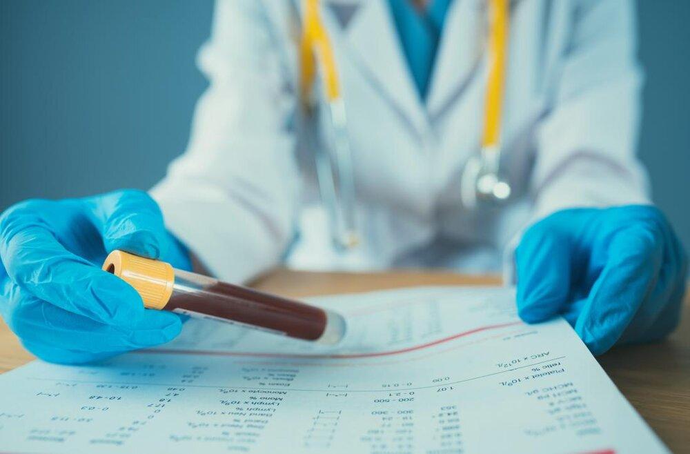 پیشبینی طول عمر افراد به کمک آزمایش خون