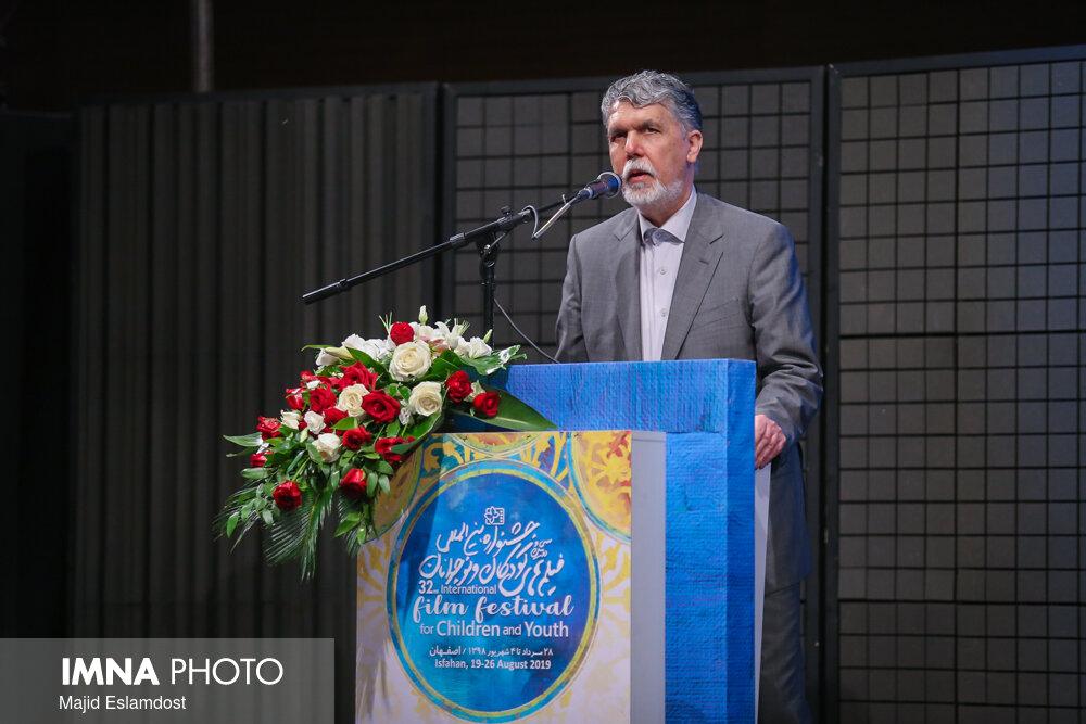 صالحی:  سینمای کودک، هویت سینمای ایران است