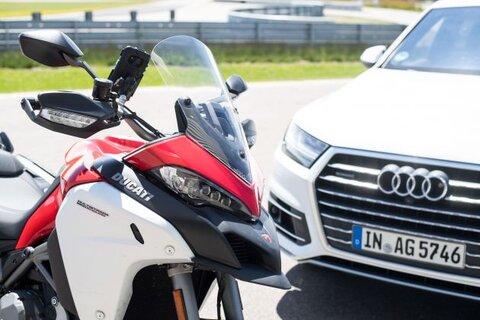 تکنولوژی جدید برای کاهش تصادفات جادهای
