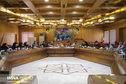 نشست خبری رییس سازمان جهاد کشاورزی استان اصفهان