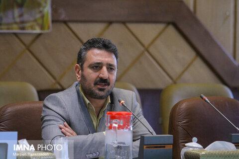 مهرداد مرادمند رییس سازمان جهاد کشاورزی استان اصفهان