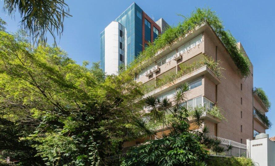 ترویج فضاهای سبز در میان ساختمانهای بتنی برزیل