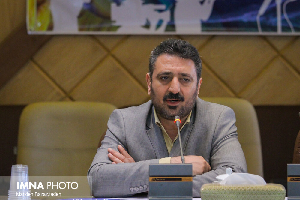 افتتاح ۳۰۸ پروژه کشاورزی بمناسبت دهه فجر در اصفهان