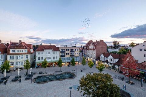 این شهر آلمانی مختص پیادهروی است!