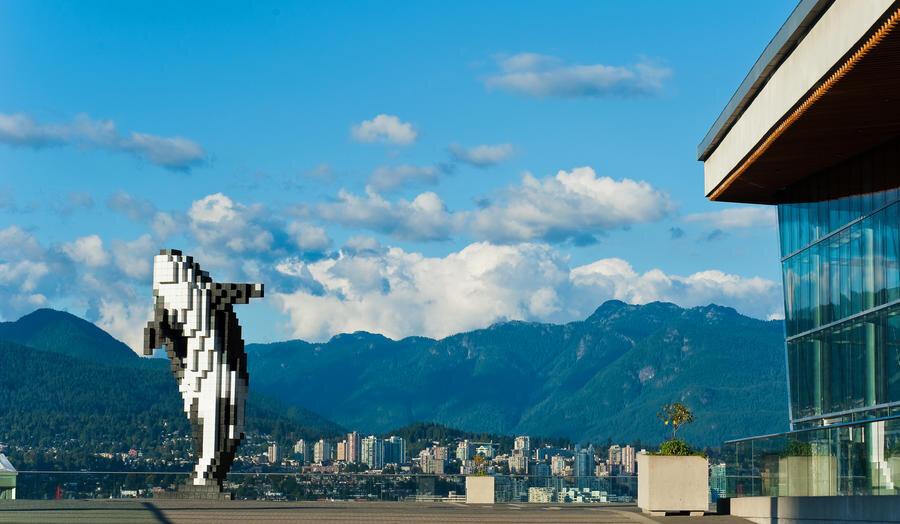 اُرکای؛ نماد سواحل ونکوور