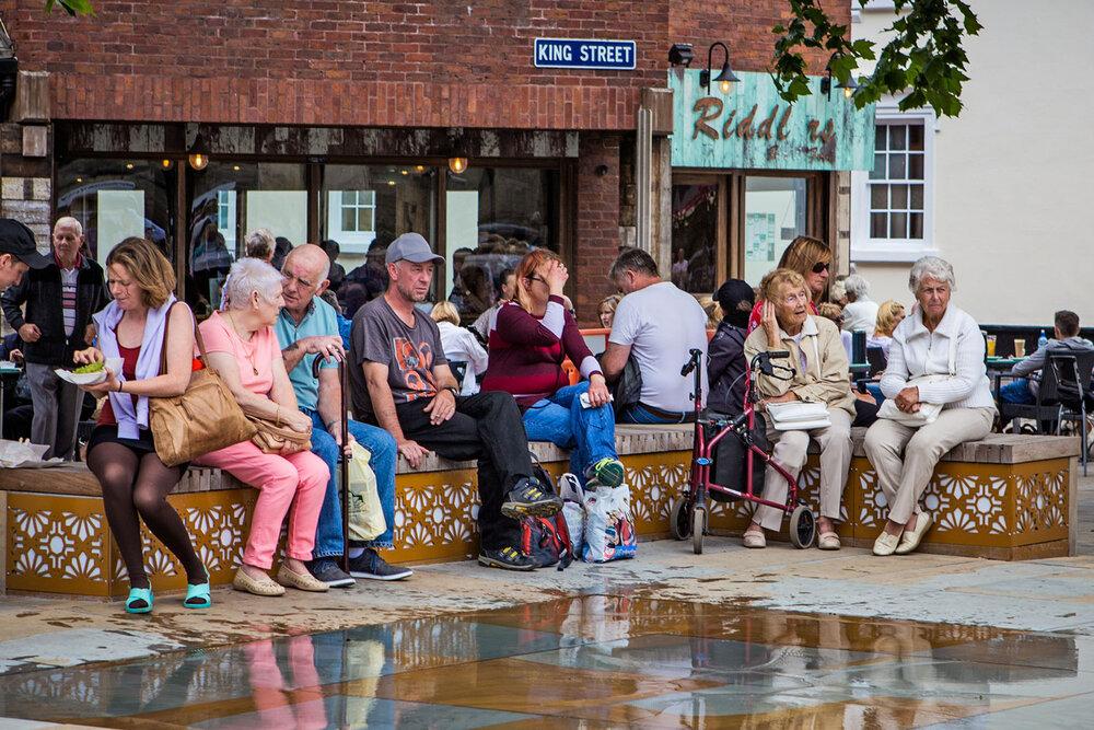 شاخصهای فضای عمومی کارآمد برای شهروندان