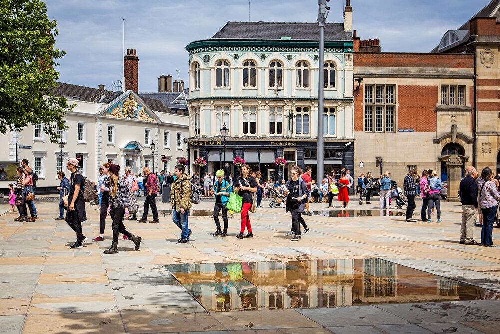 شهرهایی با بیشترین قابلیت پیادهروی در جهان
